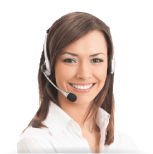 Friendly Female Customer Service Agent For CAP Members